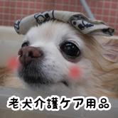 老犬介護ケア用品